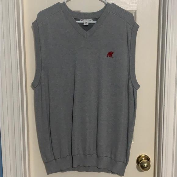 Cutter & Buck Alabama sweater vest